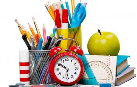 אינפוגרפיקה – חוזרים לבית הספר, אוכלים בריא