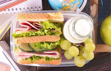 אינפוגרפיקה – חוזרים לבית הספר, טיפים כיפים לשדרוג קופסת האוכל