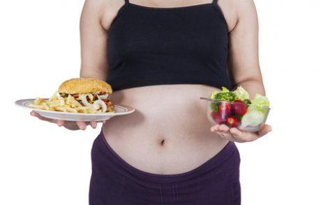 תזונה לקויה בהיריון עלולה לתרום ל- ADHD