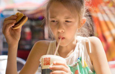 שכונת המגורים משפיעה על תזונת הנוער
