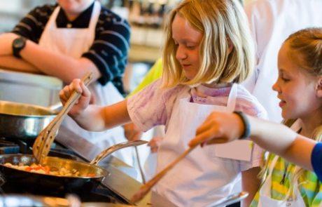 סדנא מעשית לדיאטנים: בישול בריא שילדים אוהבים