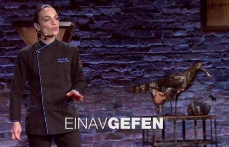 איך מכינים ארוחות ביתיות, טעימות, מזינות ובקלות. הרצאת TED של עינב גפן.