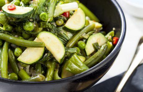 מתכונים לארוחות מזינות – המנה הירוקה