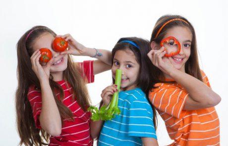 בריאות ותזונת ילדים