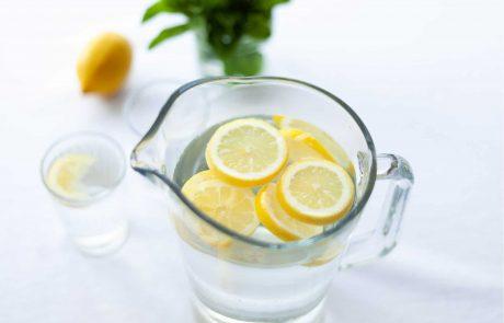 אינפוגרפיקה – תזונה בקיץ – חשיבות השתייה